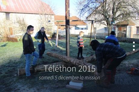 album Téléthon2015 05.12