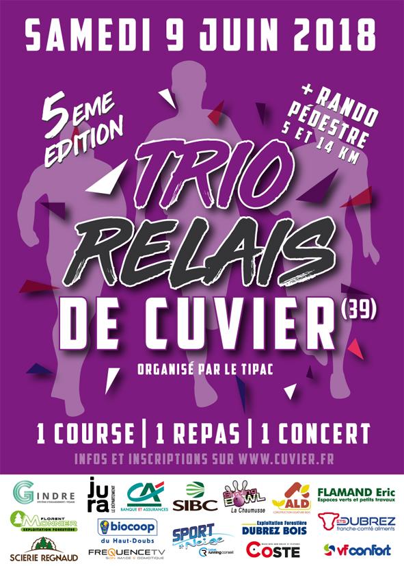 flyers trio relais 2018 ft 21x15 cm 2000ex RV